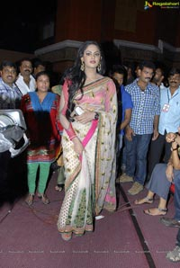 Karthika at Dammu Audio Release