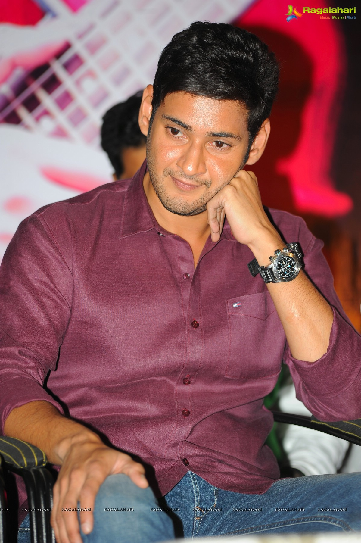 Mahesh Babu at Lovely Audio Release Function - HD Gallery, Images