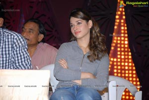 Tamanna on Racha Sets