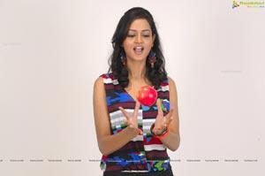 Shanvi in Sleeveless Dress - High Definition Photos