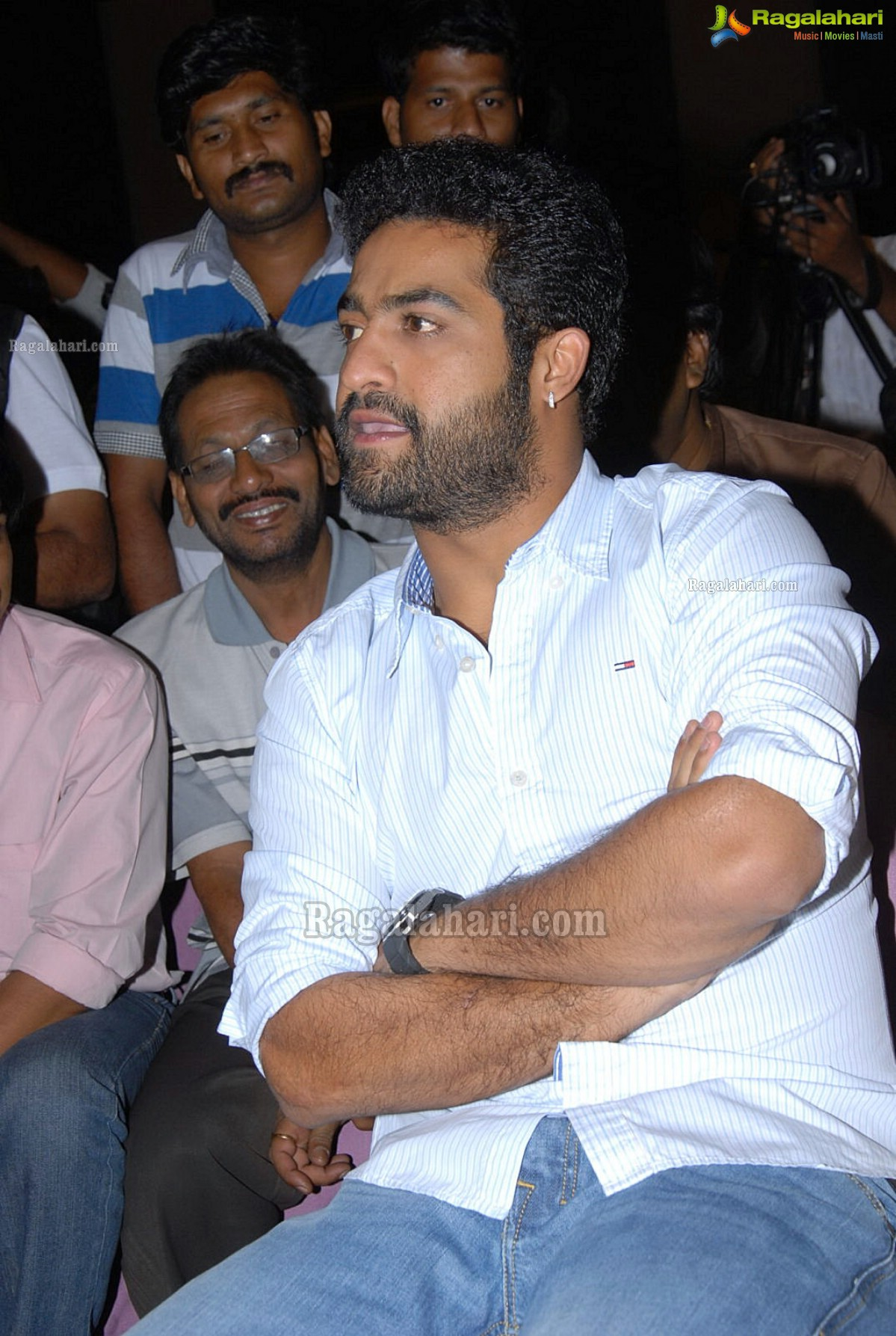 NTR at Dammu Success Meet, HD Gallery, Images