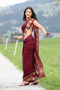 Shruti Haasan from Gabbar Singh