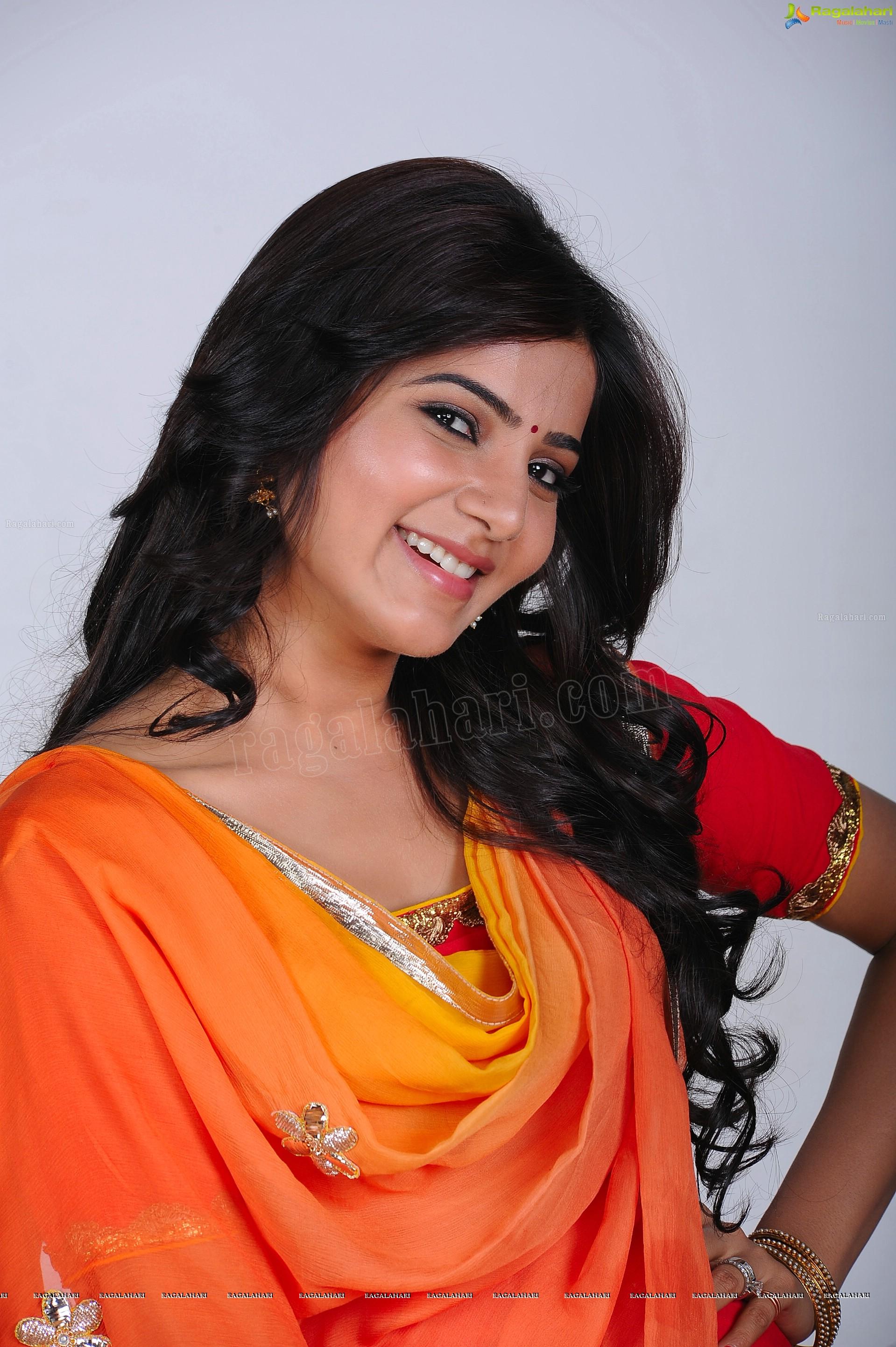 Samantha in Salwar Kameez and Sleeveless Dress - HD Gallery