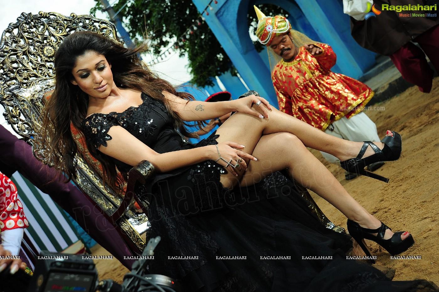 Nayanthara Stills From Krishnam Vande Jagadgurum, HD Gallery, Images